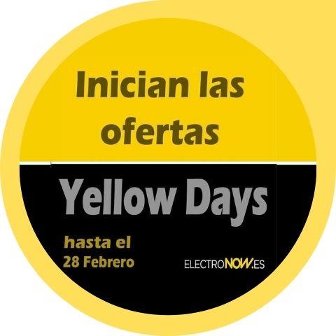 Ofertas Yellow Days