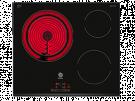 Balay 3EB715LR - Vitroceramica Independiente Radiantes 3 Zonas Coccion Ancho 60 Cm