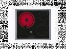 Balay 3EB715XR - Vitroceramica Independiente Radiantes 3 Zonas Coccion Ancho 60 Cm