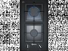 Balay 3ETG632HB - Encimera Modular