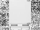 Beko BU 1152 HCA - Frigorifico Una Puerta Integrable A+ Alto 82 Cm Ancho 598 Cm Table Top