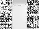 Beko DFS05013W - Lavavajillas 45 Cm A+ 10 Cubiertos Blanco