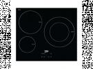 Beko HII 63402 AT - Vitroceramica Induccion 3 Zonas Coccion Ancho 60 Cm