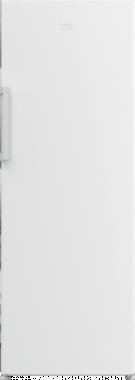 Beko RFNE290L31WN - Congelador Vertical Nofrost F Alto 171.4 Cm Alto / 59.5  Cm Ancho 250 Litros Blanco