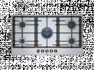 Bosch PCR9A5B90 - Encimera De Gas 5 Zonas Coccion Ancho 90 Cm