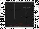 Bosch PID675DC1E - Vitroceramica Induccion 3 Zonas Coccion Ancho 60 Cm