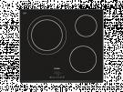 Bosch PKK631B18E - Vitroceramica Independiente Radiantes 3 Zonas Coccion Ancho 60 Cm