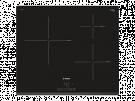 Bosch PUJ631BB2E - Vitroceramica Induccion 3 Zonas Coccion Ancho 60 Cm