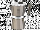 Bra A170577 - Cafetera Italiana 6 Tz Titanium