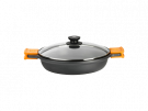 Bra A270532 - Cacerola 32cm Eficient Tapa
