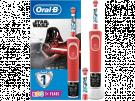 Braun OB CEP. REC.VITALITY KIDS STAR WARS PLUS - Cepillo Dental Electrico