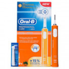 Braun PRO600 NARANJA CROSS ACTION - Cepillo Dental Electrico