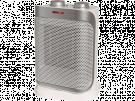 Calefactor Fm Tc-1900 1800W Oscilante