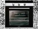 Cata CM 760 AS BK - Horno Multifuncion Negro Fondo Reducido