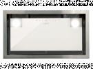Cata GC DUAL A WH 45. - Grupo Filtrante Ancho 60 Cm Blanca