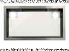 Cata GC DUAL A WH 75. - Grupo Filtrante Ancho 70 Cm Blanca