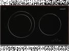 Cata IB 2 PLUS BK - Vitroceramica Induccion 08027203 2 Zonas Coccion Ancho 60 Cm