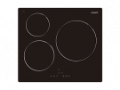 Cata IBF 3128 - Vitroceramica Induccion 3 Zonas Coccion Ancho 60 Cm