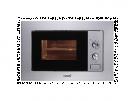 Cata MC 20 IX - Horno Microondas Integrable 07510306 20 Litros Con Grill Inox