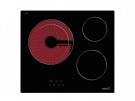 Cata TDN 603 - Vitroceramica Independiente 08063010 3 Zonas Coccion Ancho 60 Cm