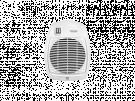 Delonghi HVA0220 - Calefactor 2000w