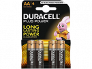 Duracell ALCALINA PLUS POWER AA (LR06) K4 - Pila