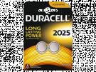 Duracell DL 2025 - Pila B2 Boton