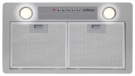 Edesa ECG-5811X - Grupo Filtrante Ancho 60 Cm Inox