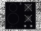 Electrolux EGD6576NOK - Encimera Mixta 2 Zonas Vitro 2 Zonas Gas