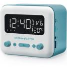 Energy Sistem CLOCK SPEAKER 2 BLUETOOTH SKY - Radio Reloj