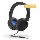 Energy Sistem STYLE 1 TALK MIDNIGHT BLACK - Auriculares De Diadema Bluetooth