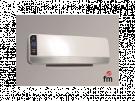 Fm TS-2002 - Calefactor Split 2000w Digital