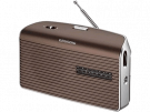 Grundig MUSIC 60 BROWN/SILVER - Transistor