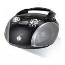 Grundig RCD 1445 USB BLACK/SILVER - Radio Cd