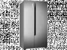 Hisense RS670N4BC3 - Frigorifico Americano Nofrost PC Inox