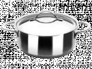 Ibili 605020 - Cacerola Noah 20cm Inox Con