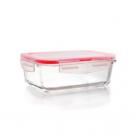 Ibili 754709 900 ml vidrio rectangular - Tapper