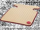 Imetec CHP 02 - Almohada Electrica (16060) Cervical Dorsal