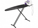 Jata TP520 - Tabla Planchado Negra Compact 123x40