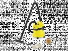 Karcher WD 2 - Aspirador Sin Bolsa 1000 W