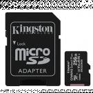 Kingston MICRO SDCS2/256GB - Tarjetas De Memoria Microsd 256 Gb