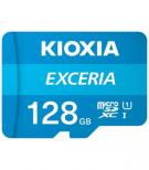 Kioxia SD 128GB EXCERIA - Tarjetas De Memoria Microsd 128 Gb