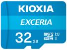Kioxia SD 32GB EXCERIA - Tarjetas De Memoria Microsd 32 Gb