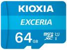Kioxia SD 64GB EXCERIA - Tarjetas De Memoria Microsd 64 Gb