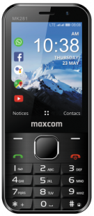 "Maxcom MK281 - Telefono Movil 2,4"""