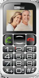 "Maxcom MM461 - Telefono Movil 1,8"""