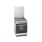 Meireles E 542 X NAT - Cocina De Gas 4 Zonas Coccion Inox