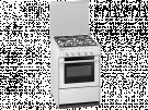 Meireles G 2540 V W NAT - Cocina De Gas 4 Zonas Coccion Blanca Gn