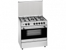 Meireles G 801 X - Cocina De Gas 5 Zonas Coccion Inox But