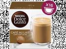 Nestle CAFE CON LECHE INTENSO - Capsula Cafe
